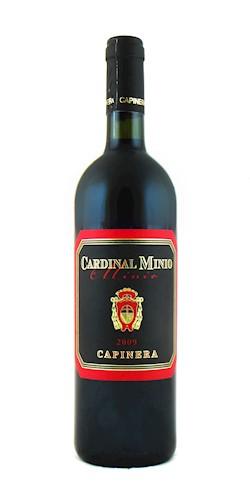 Capinera Cardinal Minio 2012