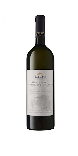 Antica Masseria Jorche Fiano e Bianco d'Alessano IGP 2015