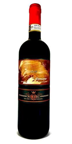 """Nistri Dal 1865 Vini in Toscana """"CampiSalti"""" Morellino di Scansano 2019"""