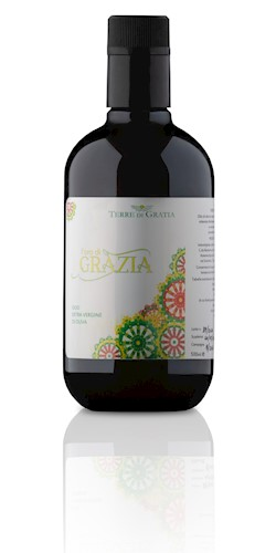 Terre di Gratia L'Oro di Grazia olio e.v. di oliva 2019