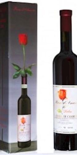 """CANTINA DI CASORZO """"Rosa d'Amore"""" Malvasia di Casorzo DOC  2018"""