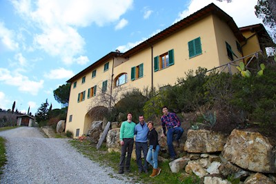 Torraccia di Presura, Greve in Chianti Toscana