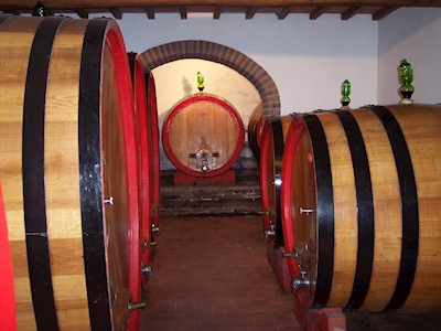 Azienda San Quirico, San Gimignano Toscana