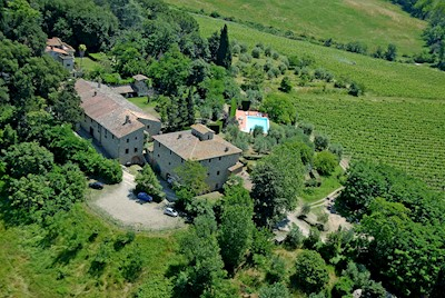 FATTORIA DI VEGI, CASTELLINA IN CHIANTI Toscana