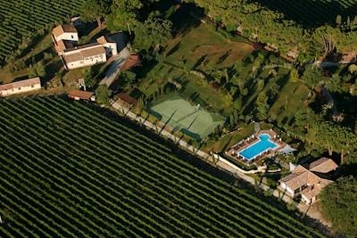 Fattoria Acquaviva, Manciano Toscana