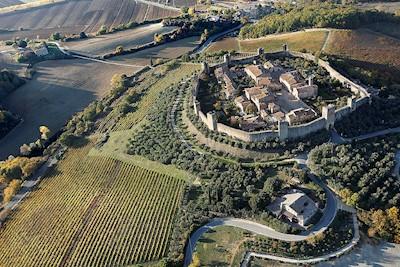 Fattoria Castello di Monteriggioni, Monteriggioni Toscana
