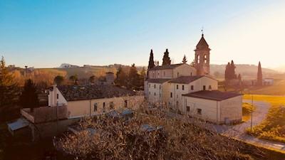 CASE MARCOSANTI SRL Soc. Agricola, Poggio Torriana Emilia-Romagna