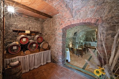 Castellinuzza, Greve in Chianti Toscana