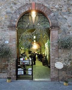Cantina Sampieri Del Fà, San Quirico d'Orcia Toscana