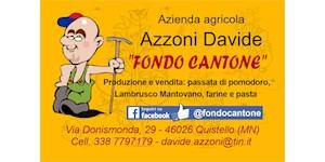 "Az Agr Azzoni Davide ""Fondocantone"""