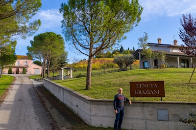 Tenuta Graziani, Bertinoro Emilia-Romagna