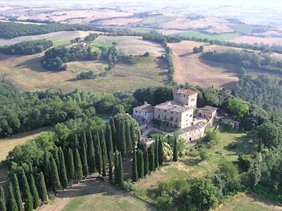 Tenuta Castelnuovo Tancredi , Buonconvento Toscana