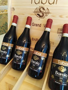 Tabai Barolo, CUNEO Piemonte