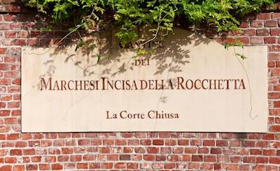 Marchesi Incisa della Rocchetta, Rocchetta tanaro Piemonte