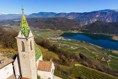 Kettmeir, Caldaro sulla Strada del Vino Trentino-Alto Adige