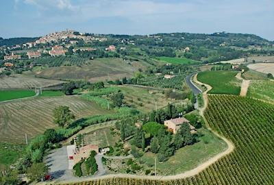 PAGANI DE MARCHI , CASALE MARITTIMO Toscana