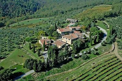 Miscianello, Castelnuovo Berardenga  Toscana