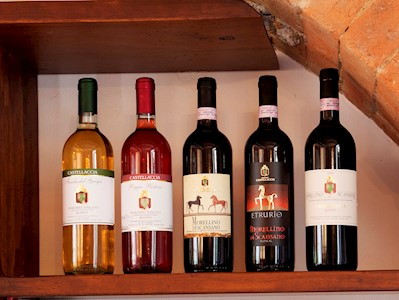 Podere Castellaccia, Grosseto Toscana