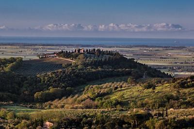 Monte Solaio, Campiglia Marittima Toscana