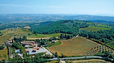 Tenuta Crocedimezzo, Montalcino Toscana