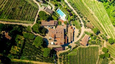 Savignola Paolina, Greve in Chianti Toscana