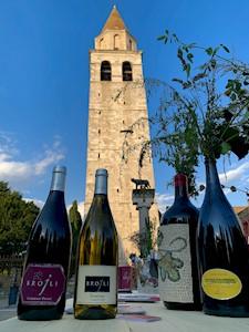 Vini Brojli Fattoria Clementin, Aquileia Friuli-Venezia Giulia