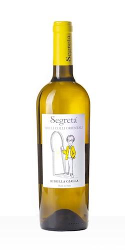 Segreta Winery Ribolla Gialla 2018