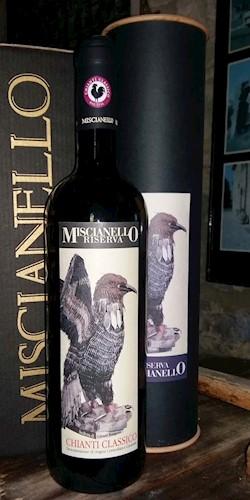 Miscianello Miscianello Riserva Chianti Classico 2015