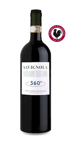 Savignola Paolina 360 Chianti Classico Gran Selezione DOCG 2016