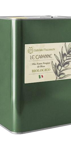 "Cantina Gabriele Mazzeschi Olio EVO Biologico ""Le Capanne"" 2020"