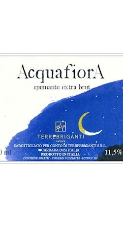TerreBriganti - Carrara Acquafiora 2019