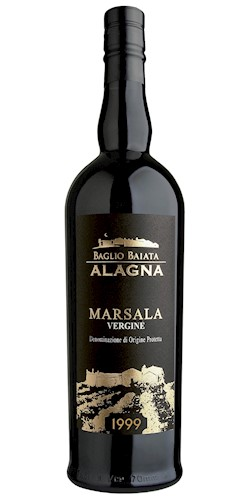 Baglio Baiata Alagna Marsala vergine 1999 1999