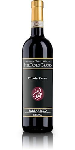Pier Paolo Grasso Barbaresco Riserva docg PiccolaEmma 2007 2007