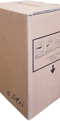 Baglio Baiata Alagna Bag in box bianco 2020