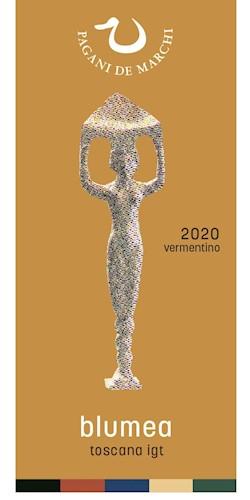 PAGANI DE MARCHI  BLUMEA  2020