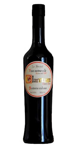 Le Speziali di Daniela Stucchi Claretum vino medievale 2017