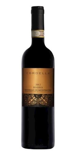 CORDELLA WINERY MONTALCINO Brunello di Montalcino Riserva 2012 2012