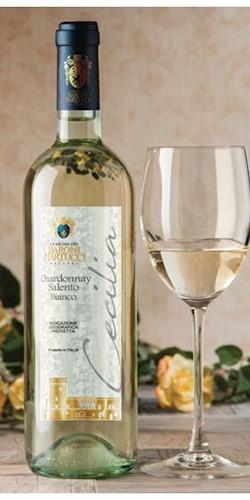 Baroni Martucci Cecilia (Chardonnay Salento IGP) 2017