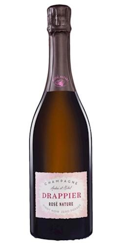 PAN di Lombardi Rolando & C. Snc Champagne Brut Nature Rose' 2019