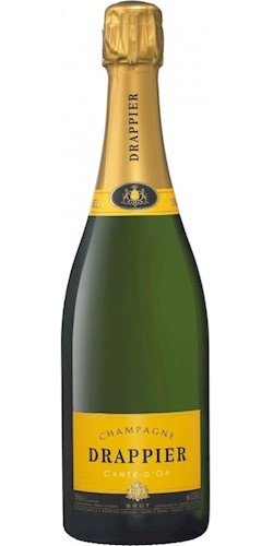 PAN di Lombardi Rolando & C. Snc Champagne Brut Carte D'or 2021