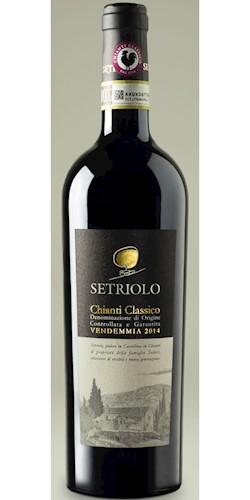 SETRIOLO SETRIOLO Chianti Classico D.o.c.g. 2014