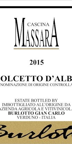 Az. Agr. e vitiv. Burlotto Gian Carlo DOLCETTO D'ALBA 2017