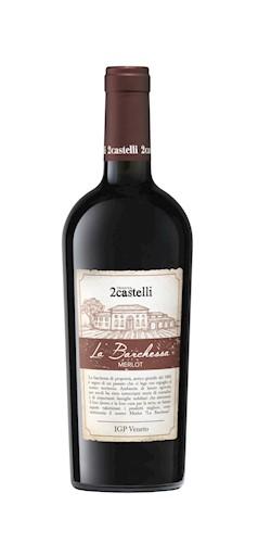 TENUTA 2CASTELLI La Barchessa Merlot IGP Veneto 2015