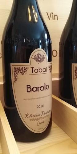 Tabai Barolo 4 BAROLO E. LIMITATA CHANEL  2016 2016