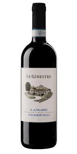 LE GINESTRE LANGHE NEBBIOLO DOC 2018