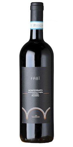 Az. Agricola Boggero-Bogge Wine Fabi' Monferrato Rosso Nebbiolo 2016