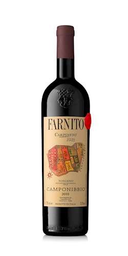 Carpineto Farnito Camponibbio 2010