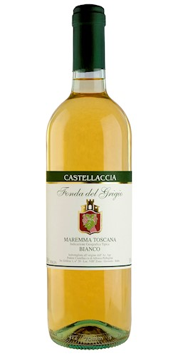 "Podere Castellaccia ""Fonda del Grigio"" bianco IGT Toscana 2016"