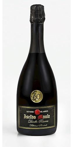 iseldo maule Iseldo 60 Durello Riserva metodo classic 2009