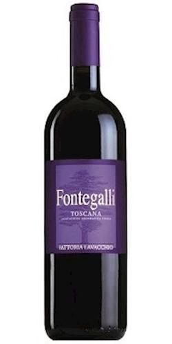 Fattoria Lavacchio Fontegalli - super tuscan 2012